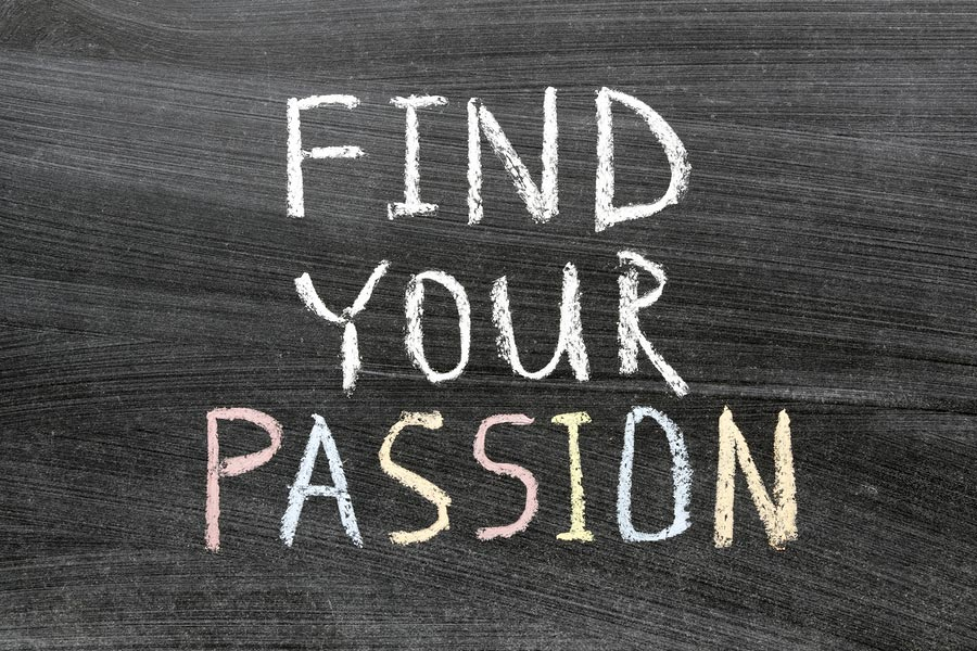 Are you in need of more passion?