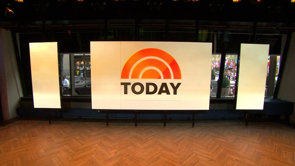 The Today Show, TOMORROW!