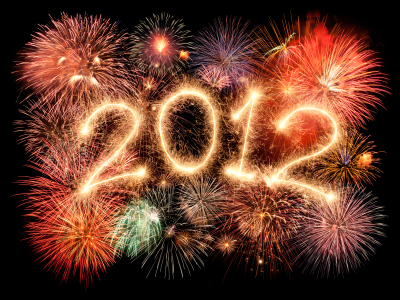 What courageous changes will you make in 2012?