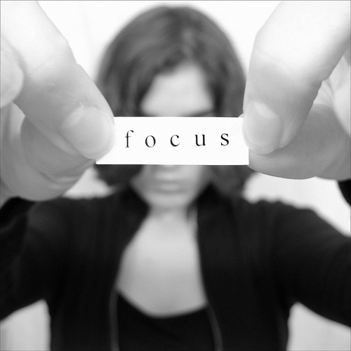 What Will You Focus On In 2014?