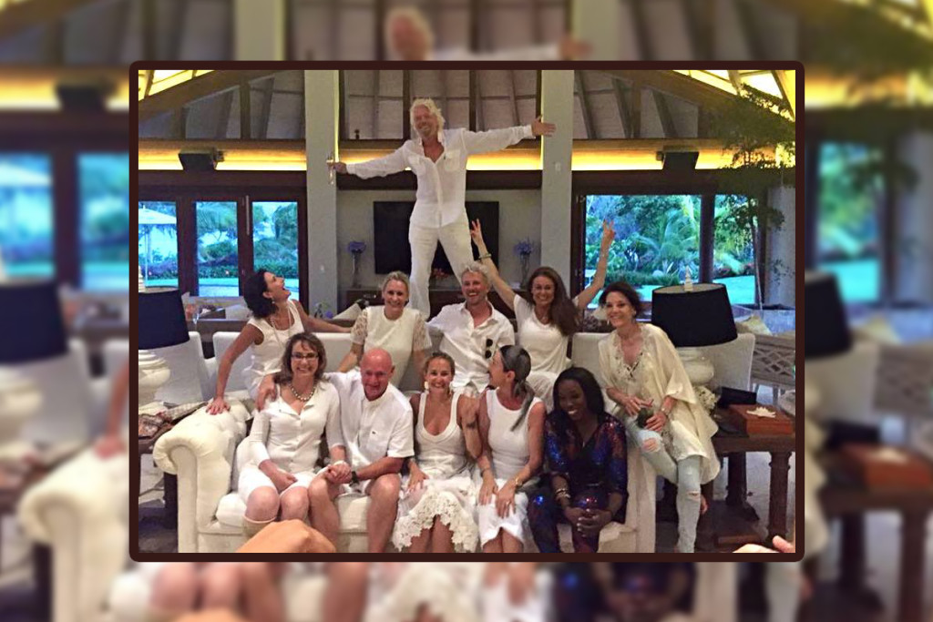Five Leadership Lessons From A Week With Richard Branson