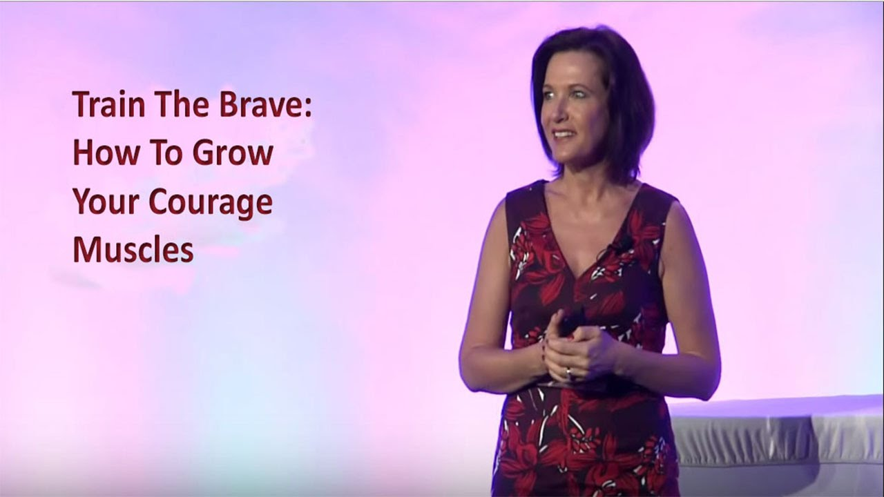 #TrainTheBrave: Growth & comfort don't ride the same horse