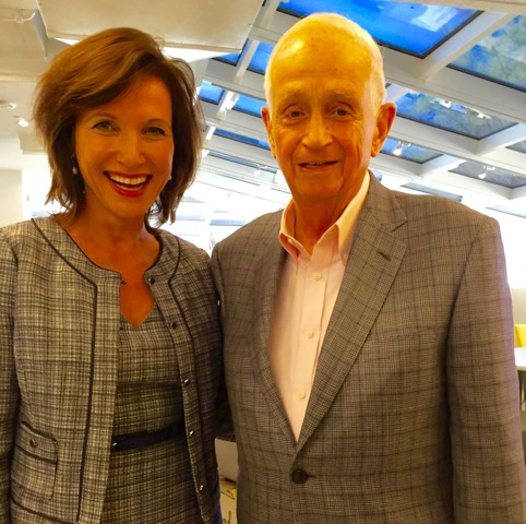 Embrace Change, Risk Mistakes: My interview with Bill Marriott