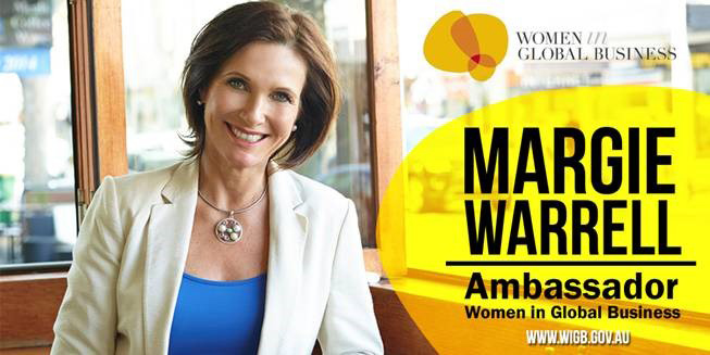 margie warrell-women in global business