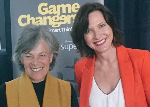 The esteemed Harvard Professor of Psychology, Ellen Langer