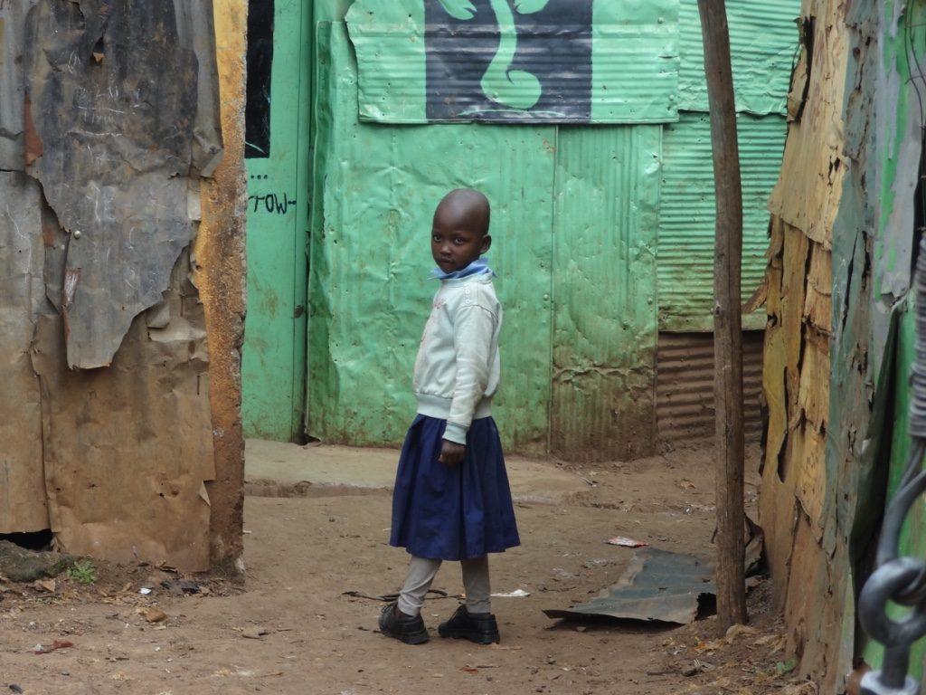 Kibera Slum – Be At Cause, Not Effect